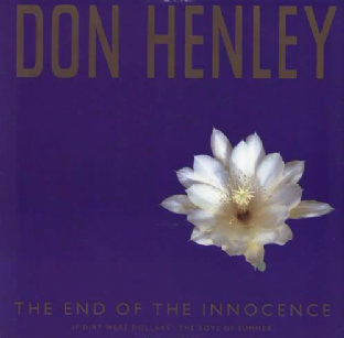 "Don Henley - The End Of The Innocence (12"") (VG/VG)"